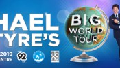 DXBLaughs presents Michael McIntyre 's Big World Tour 2019