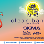 One Big Beach Festival w/ Clean Bandit & SIGMA