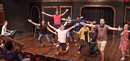 Musical Impro': Sing It!