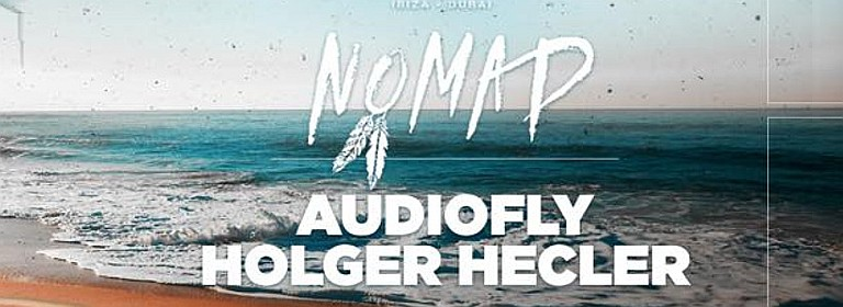 NOMAD X AUDIOFLY X HOLGER HECLER