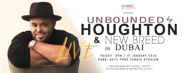 Unbounded Concert by Houghton & New Breed