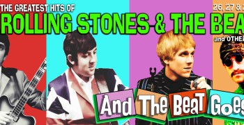 Greatest Hits by The Rolling Stones & The Beatles Show Supper Club
