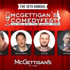 McGettigan's ComedyFest 2020 Feat. Karl Spain, Danny O'Brien, Al Foran & Joe Rooney