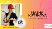 The Fridge Concert Series Summer Special with Masha Kutskova