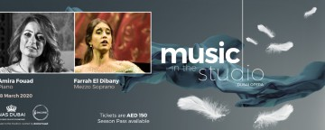Music in the Studio 2020: Amira Fouad & Farrah El Dibany