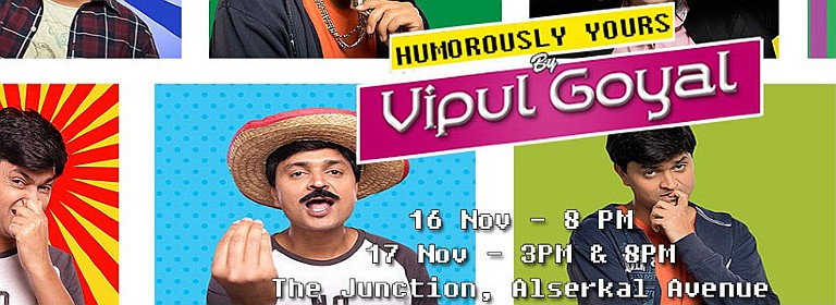 humorously yours vipul goyal
