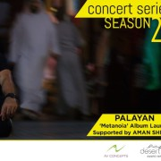 The Fridge Concert Series Season 26: PALAYAN Album Showcase supported by Aman Sheriff
