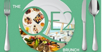 QE2 Friday Brunch Buy Three Get One Free Offer