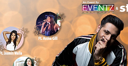 Badmashi Live in Concert w/ Badshah, Jasmin Walia, Astha