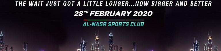 Matrix Fight Night 4 Dubai