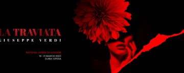 National Opera of Ukraine: La Traviata