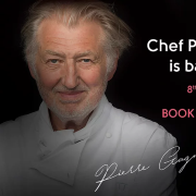 Chef Pierre Gagnaire is Back 2021