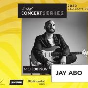 The Fridge Concert Series 33: Jay Abo
