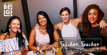Le Petit Belge Motor City: Teacher, Teacher!