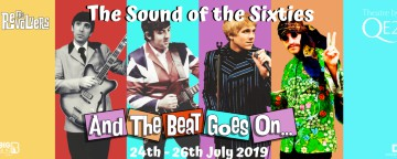Sound Of The 60's Theatre Show