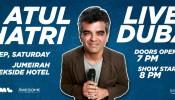 Atul Khatri Live in Dubai 2019