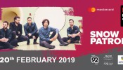 Mastercard presents The Emirates Airline Dubai Jazz Festival 2019 Day 1 - Snow Patrol