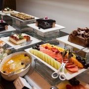 Silks Restaurant Buffet - 1 Mar