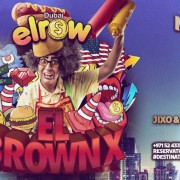 Soho Beach presents elrow New Year's Eve 2018