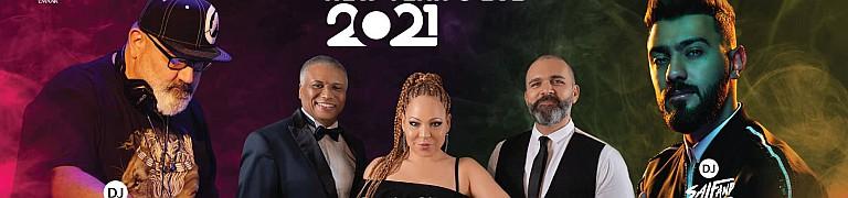 Dubai Opera New Year's Eve 2021
