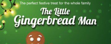 Lollipop Theatre presents The Little Gingerbread Man