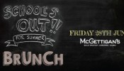McGettigan's Souk Madinat Jumeirah Schools Out Disco Brunch