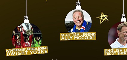 Christmas Question of Sport - Sporting Legends Golf Day