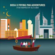 BOCA and Frying Pan Adventures Iftar 2021