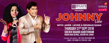 Johnny Lever Live in Dubai