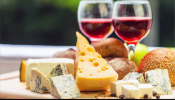 The Powder Room: Unlimited Wine & Cheese