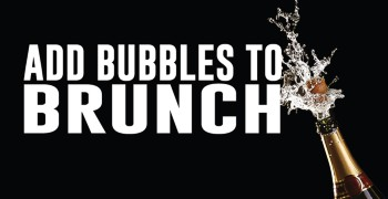 Add Bubbles to Brunch