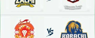 PSL 2018: Peshawar Zalmi v Lahore Qalandars & Islamabad United v Karachi Kings - 16 Mar