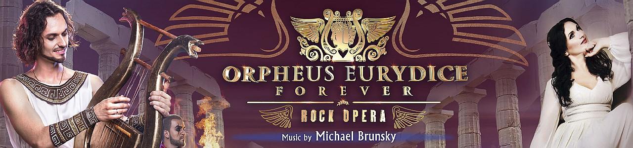 Orpheus and Eurydice Forever Rock Opera