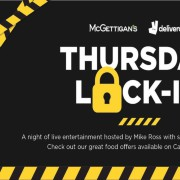 McGettigan's JLT Thursday Lock-In