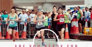 The M1Run Vertical Race 2019