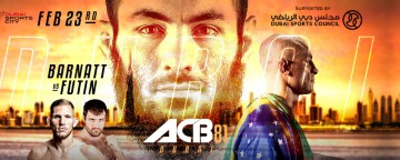 ACB 81 Dubai: MMA Championship - Less Show, More Fighting!