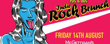 McGettigan's JLT 90s & 00s Indie Rock Brunch