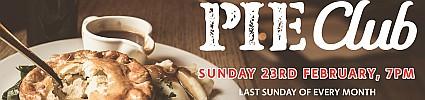 McGettigan's JLT Pie Club - Feb 2020