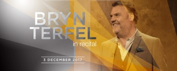 Sir Bryn Terfel in Recital