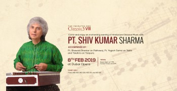 The Emirates NBD Classics VIII PT. Shiv Kumar Sharma