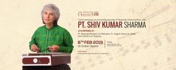 The Emirates NBD Classics VIII PT. Shiv Kumar Sharma