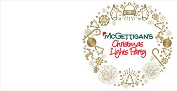 McGettigan's Souk Madinat Christmas Lights Party