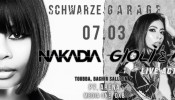 Schwarze Garage (Return of The P7 Arena, Parking Lot)