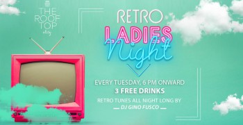 folly Retro Ladies Night