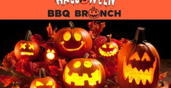 Halloween BBQ Brunch