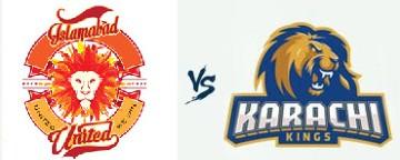 PSL 2018: Islamabad United v Karachi Kings - 4 Mar
