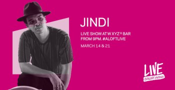Live at Aloft x Jindi