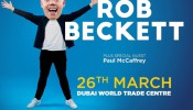 Rob Beckett Live in Dubai