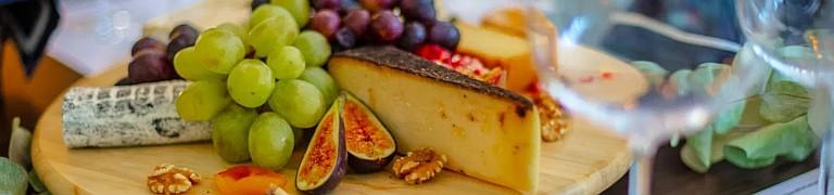 The Tasting Class: Wine & Cheese Tasting
