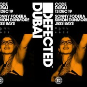 Defected < > Code DXB 13•12•19